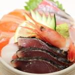 よさ来い - よさこい風海鮮丼 よさこい丼!!