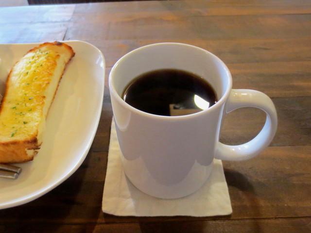 喫茶店 uzuビバレッヂ - ネルドリップコーヒー¥450