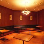 板前ごはん 音音 - 立食パーティーも可能な個室。