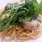 メルカート - 牡蠣のパスタ