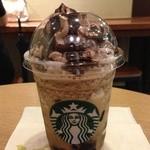 スターバックス・コーヒー - ダブルチョコレートコーヒージェリーフラペチーノ