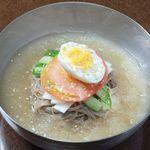 ヌルンジ サランバン - 水キムチそうめん/水冷麺/ビビン冷麺