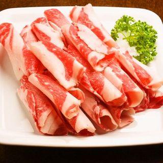 上質なA5ランクのお肉を使用