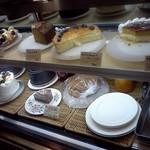 ラ・パレット - ケーキコーナー