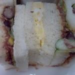 ラ・パレット - サンドイッチその2