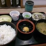 松乃家 - 朝定食