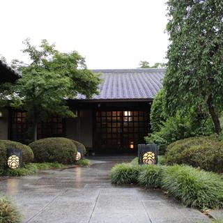 時代を感じる落ち着いた日本家風、和のこころ