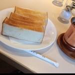 Cafeルノアール - ばた
