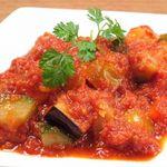 コンセント - イタリア野菜のトマト煮