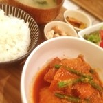 Daily REPUBLIC - 鳥肉とジャガイモの辛味煮付け☺︎
