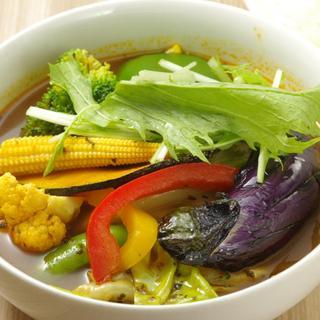 1日分の野菜を食べよう!