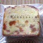 ブーランジェリー・ブルディガラ - パウンドケーキ(フルーツ)