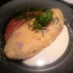2856509 - 玄米とたっぷり野菜のオムレツ