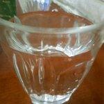 アフタヌーンティー・ティールーム - お水