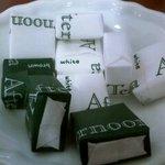 アフタヌーンティー・ティールーム - お砂糖