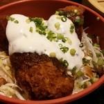 28561446 - タルタルカキフライ丼