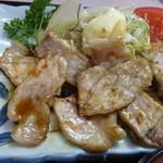 28562237 - <'14/06/26> 豚ロース生姜焼き定食