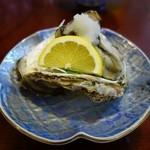 かよう亭 - 生牡蠣