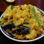 かよう亭 - 天丼