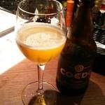 28563339 - COEDOビールはワイングラスがイイネ!