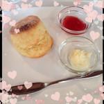 茶蔵 - 手作りスコーン♡