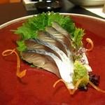膳 - シメサバ