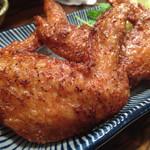 鶏っ子 - これもぱりっとして美味しかった