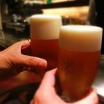 28566200 - ★まずはビールでのどを潤そう~