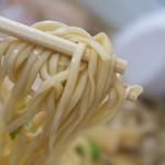 尾道ラーメン 宝竜 - 4)共通の麺