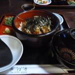 多門亭 - 上ひつまぶしお茶漬け  (¥2.500)