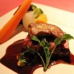 カレント - ディナーお肉のメイン