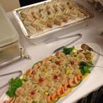 ホテルオークラ レストラン ニホンバシ - パーティー料理⑤