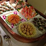 ホテルオークラ レストラン ニホンバシ - パーティー料理④