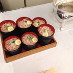 ホテルオークラ レストラン ニホンバシ - パーティー料理③