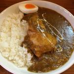 カレー&チキン専門店 レア レア - チキンカレー800円