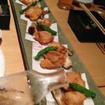 菜な - 鶏の唐揚げ