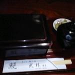 Takebayashi - 鰻重上