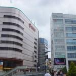 銀座そば所よし田 - そごう川口店(左)