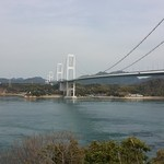 28574893 - 来島海峡大橋。