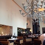 セント レジス ホテル - 朝食会場となったイタリア料理「ラ ベデュータ」