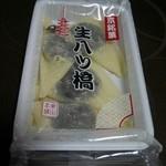 東山八ッ橋本舗 - 生八ツ橋 ニッキ(4個入・あん入り)¥320