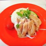 MR.CHICKEN鶏飯店 - チキンライスのホワイト