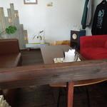 SAWAS食堂 - ソファ席