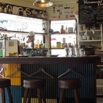 SAWAS食堂 - 湘南らしい雰囲気