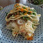 SAWAS食堂 - 鮮魚のカリフォルニア丼
