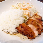 タベルナ サクハタ - 鶏肉はおいしいんだけど・・・
