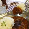 ハヤシ屋中野荘 - 料理写真:インドカレー¥630