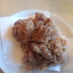 北海道唐揚げ えぞ丸 - ザンギもも にんにくしょうが味 100g 260円