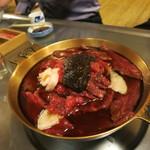 桜なべ みの家 - 桜鍋