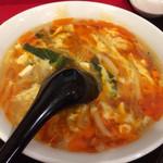 台湾料理 台北 - 酸辣麺